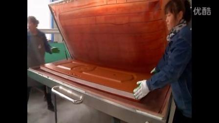 九龙木纹转印机 防盗门转印设备 钢木门转印机