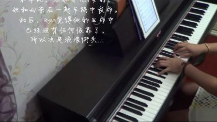 流浪汉弹钢琴  高音质版 逼_tan8.com