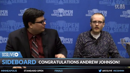 SCGMINN - Standard - Winner Interview - Andrew Jo