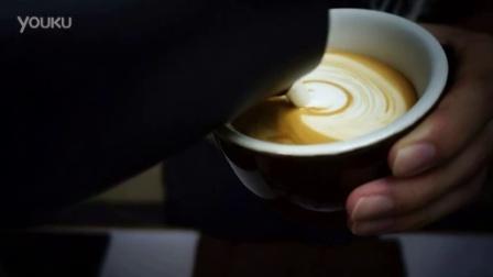 推心图案咖啡教学视频【广东珠海明珠调酒咖啡培训学校】