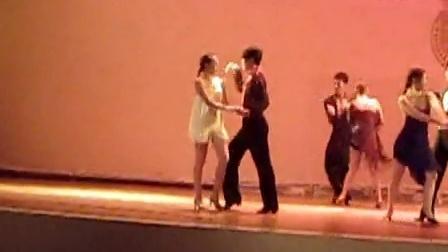 精品团活动拉丁舞表演