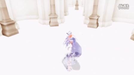 【原创】穿婚纱的弱音跳舞好赞~~~~