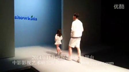 2014中国国际时装周由中影影视艺术研究院化妆造型