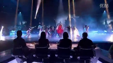 Fleur East唱Michael Jackson's Thriller  The X Factor UK 2014