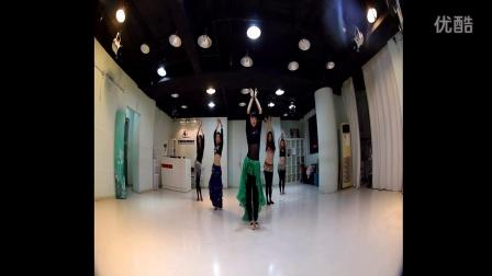 南京美度国际肚皮舞教学 Ada 肚皮舞 佩特拉传奇