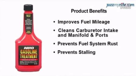 美国爱车宝油路通添加剂 Abro Gasoline Treatment GT-507 河北总代理彩元新能源