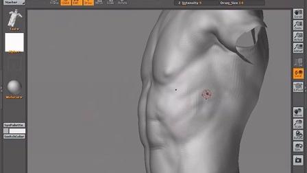 3D建模06_Finalizing Torso