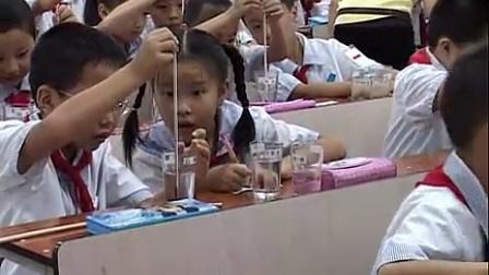 三年级科学优质课视频《测量水的温度》徐杨