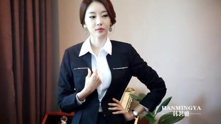 职业女装第一时尚品牌 韩茗雅服饰伊菲格专卖店 品牌营销  韩