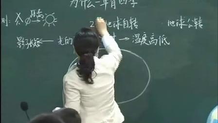 为什么一年有四季-袁优红 2012年浙江省学会小学科学教学