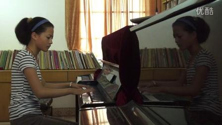 钢琴考级九级音诗练习曲[咏卉_tan8.com