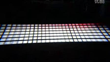 祥明灯光HotBeam 280W光束灯的特效.