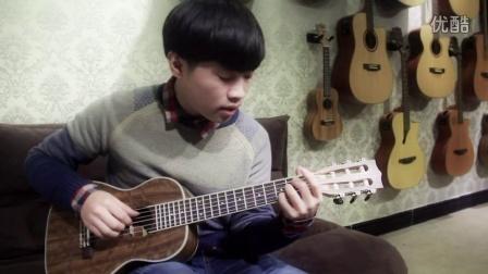 陈绮贞《旅行的意义》男生版(蓝莓吉他)