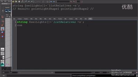 Python_Pymel简单介绍