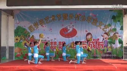 山东省汶上县苑庄镇中心小学:中国范儿