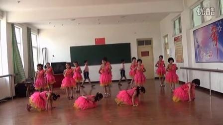 山东省汶上县苑庄镇中心小学:追月