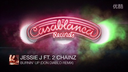 Jessie J Ft. 2 Chainz - Burnin' Up (Don Diablo Remix)