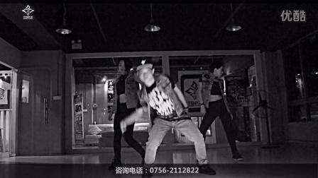 TOP.Z 珠海街舞 CARSON导师 urban dance常规课展示