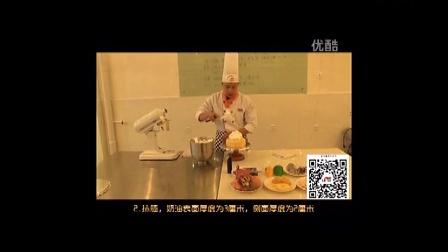 【海南新东方】大师教你做陶艺蛋糕