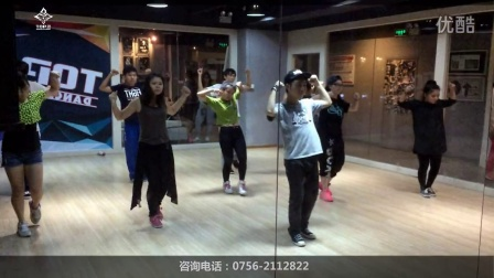 TOP.Z 珠海街舞 carson URBAN DANCE 常规课展示