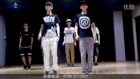 TOP.Z 珠海街舞 popping双飞班
