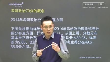 考研政治考前50天如何逆袭-直播密训【新东方在线-石磊】