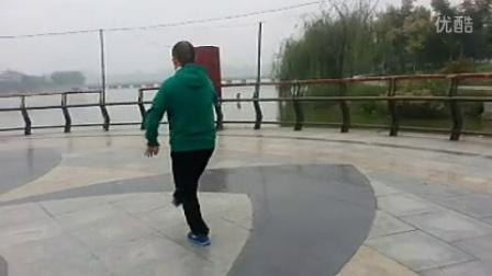 郭勇演练之武当赵堡太极拳