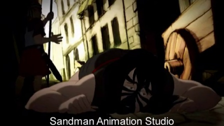 SANDMAN ANIMATION STUDIO - KIERON SEAMONS - QUO VADIS FEATURE ANIMATION