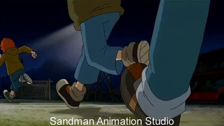 SANDMAN ANIMATION STUDIO - KIERON SEAMONS - WILD SOCCER BUNCH ANIMATION SAMPLE