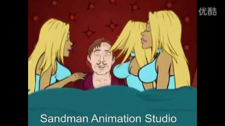 SANDMAN ANIMATION STUDIO - KIERON SEAMONS - Spaceballs animated
