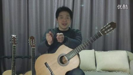 6 古典吉他教学   右手的摆动幅度_高清