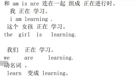 零基础学英语 新概念英语 英语语法 音标句子07