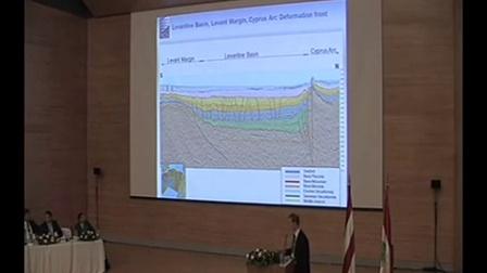 石油地学服务-黎巴嫩近海地球物理勘探和油气潜力