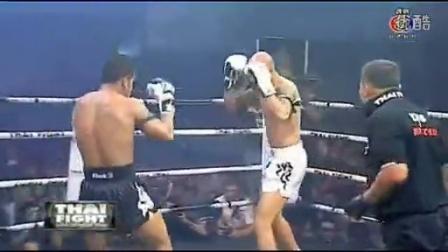 雅桑克莱 Thai boxing - samy sana vs yodsanklai fairtex - Thai fight