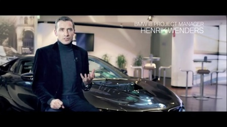 Making of the BMW i8 commercial.