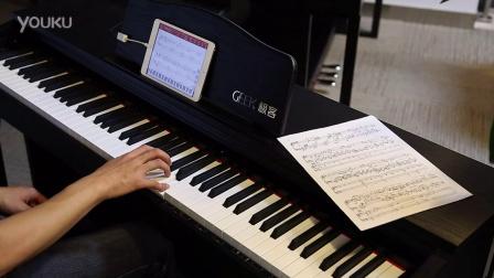 geek极客智能钢琴:致爱丽_tan8.com