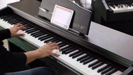 Geek极客智能钢琴重现周董_tan8.com