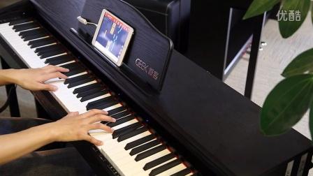 GeeK智能钢琴学习效果展示_tan8.com