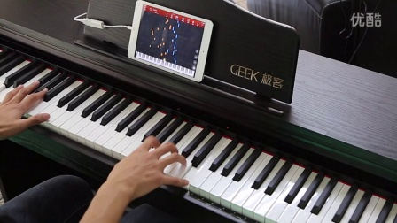 geek极客智能钢琴:发如雪