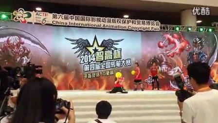 广州花式篮球+最新三人编排+现场版_高清