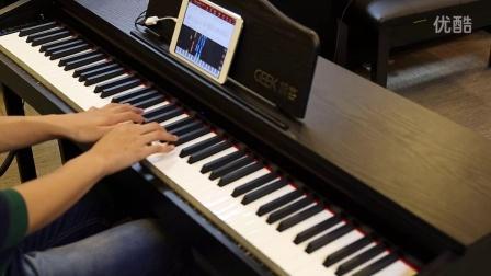 用geek智能钢琴学弹琴:那_tan8.com