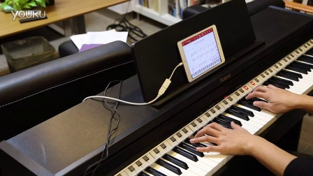 Geek极客智能钢琴学习机跟弹:沧海一声笑