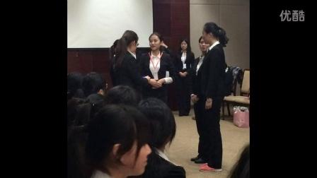 董惜如助力APEC亚太经合组织会议礼仪培训