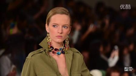 「SSSHIN有型觀點」纽约时装周15春夏精彩回顾- Ralph Lauren传奇+POLO4D一次送给你