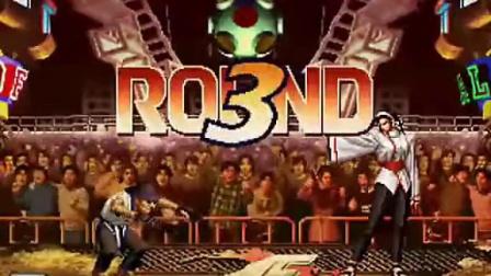 拳皇97经典宗师之战之黄老板神级猴子扭转乾坤