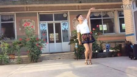 唐山英子广场舞---爱的期限