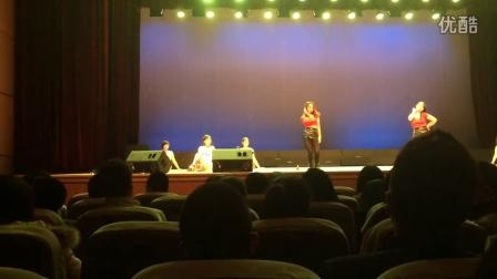 黑龙江东方学院外国语学部迎新开场舞