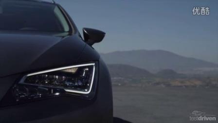 四驱动力 全新西雅特LEON旅行版视频