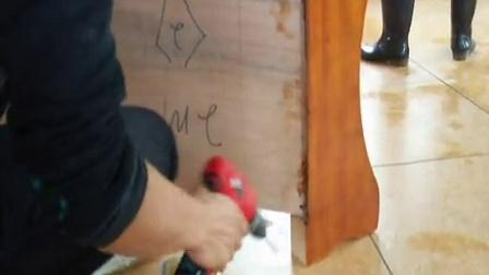 电动餐桌框架外围安装技术-邱灵【】【】【】