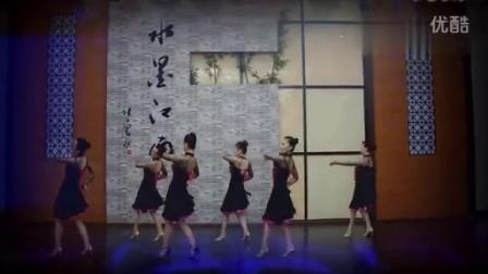 天姿广场舞2014年20期女人心 参加刘...